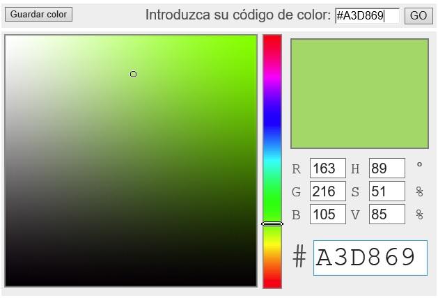 color hexadecimal